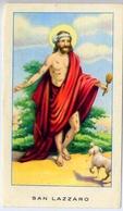 Santino - San Lazzaro - E 11 - Devotion Images
