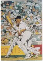 CRICKET (by Rosi Robinson - Batik) - Cricket