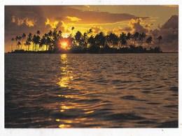 Carte Postale Tout Les Charmes Du Pacifique - Polinesia Francese