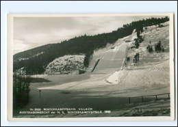 Y11289/ Villach Winterkampfbahn Skischanze Foto AK 1939 Kärnten - Austria