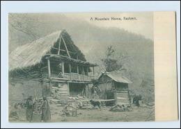 T4170/ Kashmir A Mountain Home Ak Ca.1905 - Ansichtskarten