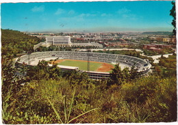 Roma - Stadio Olimpico - Olimpic Stadium - Stade Olympique - Olimpik Stadium - (Italia) - 1974 - Stadions