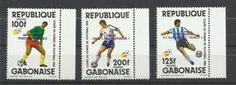 GABON   YVERT  497/99  MNH   ** - Gabón (1960-...)