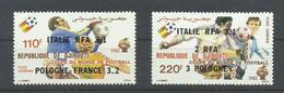DJIBOUTI   YVERT  AEREO 174/75   MNH   ** - Yibuti (1977-...)