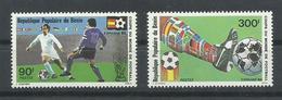 BENIN   YVERT  539/40  MNH   ** - Benin – Dahomey (1960-...)