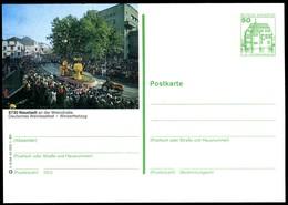 76368) BRD - P 130 - H6/96 - * Uingebraucht - 6730 Neustadt - Winzerfestzug, Wein - Bildpostkarten - Ungebraucht