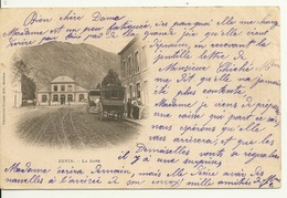 08 - REVIN / LA GARE - 1901 - Revin