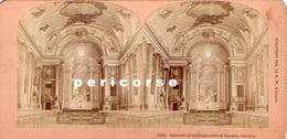 Interior Of The Cathedral At Upsala , Sweden  ( Photo Stéréoscopique Albumine De B.W. Kilburn) - Photos Stéréoscopiques