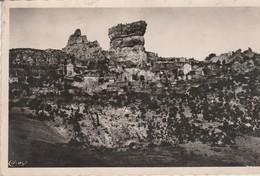 Lozére : Gorges Du Tarn : PEYRELADE : Hameau Et Rocher ( Glaçée ) S.m. - Gorges Du Tarn