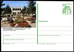 76371) BRD - P 130 H7/98 - * Ungebraucht - 8730 Bad Kissingen - Kurgarten Mit Arkadenbau - Bildpostkarten - Ungebraucht