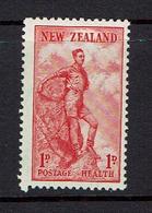 NEW ZEALAND..1937...mh - Unused Stamps