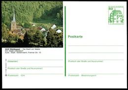 76373) BRD - P 130 H7/99 - * Ungebraucht - 3445 Waldkappel - Stadtansicht - Bildpostkarten - Ungebraucht