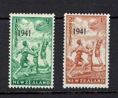 NEW ZEALAND..1941...mh - Unused Stamps