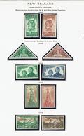 NEW ZEALAND..1949's - Unused Stamps