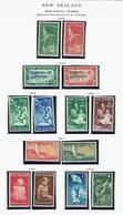 NEW ZEALAND..1949's-1950's - Unused Stamps