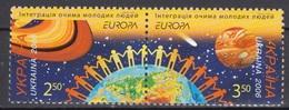 Oekraine Mi 785,786  Europa Cept 2006 Postfris M.n.h. - 2006