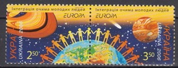 Oekraine   Europa Cept 2006 Postfris M.n.h. - Europa-CEPT