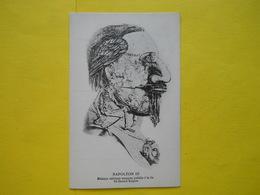 Politique ,Arcimboldesque ,Napoléon III ,Cayenne - Personnages
