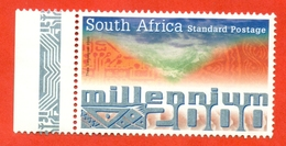 South Africa 2000. New Millennium. Stamp Unused. - South Africa (1961-...)