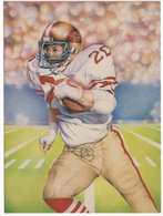 American FOOTBALLER By Patrick Lowry At Woodward Associates - Voetbal