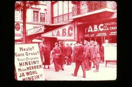 Diapositive Guerre Les Allemands à Paris - Diapositives (slides)