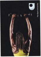 WEIGHTLIFTING - Workout - The Open University -  Sportgyms - (U.K.) - Gewichtheffen