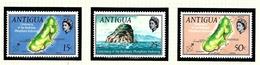 Antigua 221-23 MNH 1969 Redonda Phosphate Industry - Antigua & Barbuda (...-1981)