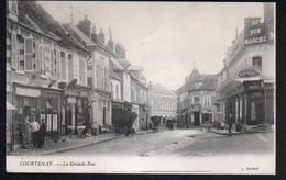 45, Courtenay, La Grande Rue - Courtenay