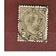 LUSSEMBURGO (LUXEMBOURG)   - SG 153  -   1895   GRAND DUKE ADOLF 2     -   USED - 1895 Adolphe Right-hand Side
