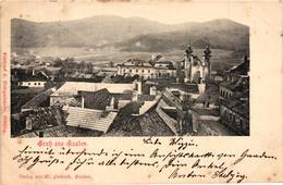 Austria, Niederösterreich, Gaadaen, View, Old Postcard 1900 - Other