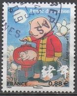 FRANCE  2019   __N° 5298__OBL  VOIR SCAN - Oblitérés