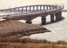 île De Ré  LA PALLICE  La Repentie Le Pont De L'île De Ré  43(scan Recto-verso)KEVREN3Ter - Ile De Ré