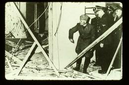 Diapositive Guerre Attentat Manqué Contre Hitler Juin 1944 - Diapositives (slides)