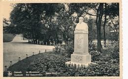 CPA - Belgique - Oostende - Ostende - Le Monument James Ensor - Oostende