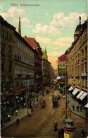 Austria, Wien, Vienna, Rothenturmstrasse, Street Scene, Old Postcard - Vienna Center