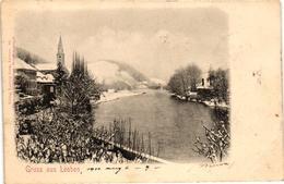 Austria, Steiermark, Leoben, Village Scene, Old Postcard 1900 - Leoben