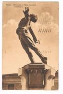 PARMA  MONUMENTO A FILIPPO CORRIDONI  1928 VIAGGIATA - Parma