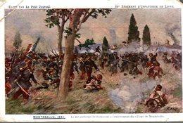 MONTBELLO 1859 - 84e REGIMENT D'INFANTERIE DE LIGNE - Other Wars