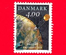 DANIMARCA - Danmark - 1999 - Spazio - Space - Satellite Oersted - 4.00 - Usati