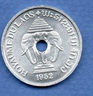 Laos -  20 Cents 1952  -  état  SUP - Laos
