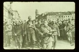 Diapositive Guerre Prisonniers Allemands à Stalingrad - Diapositives (slides)