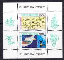 Europa Cept 1983 Northern Cyprus M/s  ** Mnh (42521) - 1983