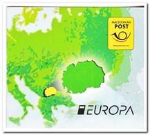 Macedonië 2016, Postfris MNH, Europe, Birds, Nature, Boat ( Booklet ) - Macedonië