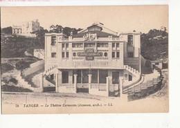 CPA Maroc - Tanger  - Le Théâtre Cervantès   :  Achat Immédiat - Tanger