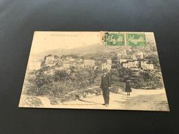 271 - CALCATOGGIO (Corse) - 1919 Timbrée - Other Municipalities
