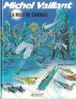 MICHEL VAILLANT T  53 La Nuit De Carnac   EO BE 01/1990 Graton, Jean (BI1) - Michel Vaillant