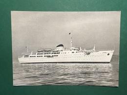 Cartolina Min Campania Felix - Società Per Azioni Di Navigazione - 1930 Ca. - Cartoline