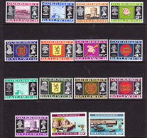 Guernsey 1971 Definitives / Decimal 15v ** Mnh (42527) - Guernsey