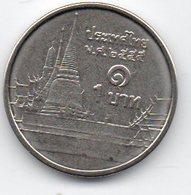 1 Baht 1990 - Tailandia