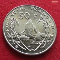 French Polynesia 50 Francs 1999 KM# 13  Polynesie Polinesia - French Polynesia